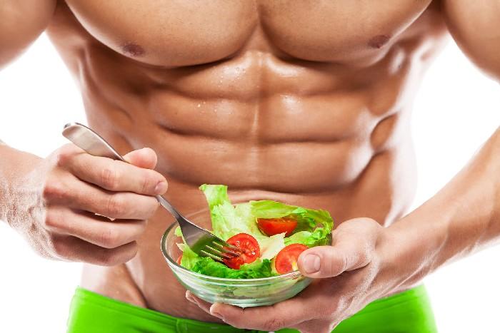 П|римеры питания в целях набора мышечной демос