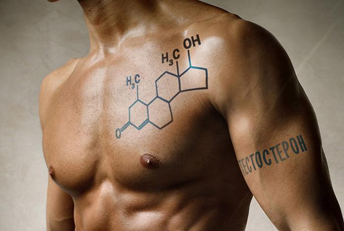 Н|орма гормона тестостерона у мужчин